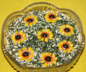салат оригинальный
