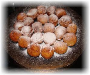 пончики из творога