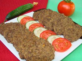 Рецепты горячего блюда в фольге