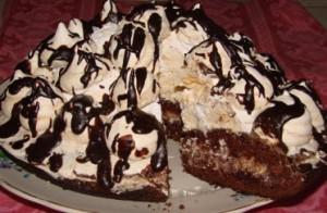торт графские развалины пошаговый рецепт с фото