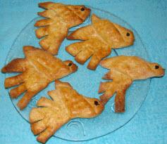 печенье жаворонки
