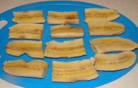 жареные бананы в кляре