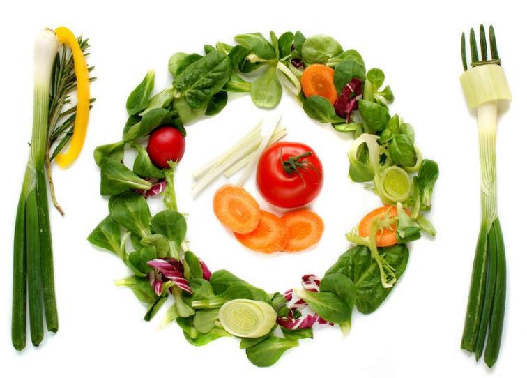 эмблема вегетарианцев